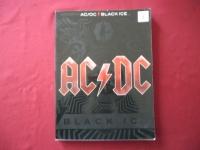 ACDC - Black Ice Songbook Notenbuch Vocal Guitar