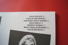 ACDC - Rock Score  Songbook Notenbuch für Bands (Transcribed Scores)