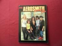 Aerosmith - Greatest Hits  Songbook Notenbuch Vocal Guitar