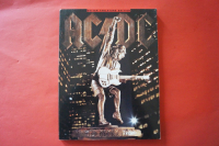 ACDC - Stiff Upper Lip Songbook Notenbuch Vocal Guitar