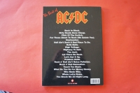 ACDC - The Best of AC/DC Tab Edition  Songbook Notenbuch Vocal Guitar