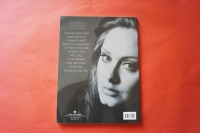 Adele - 21  Songbook Notenbuch Piano Vocal Guitar PVG