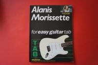 Alanis Morissette - For Easy Guitar Tab  Songbook Notenbuch Vocal Easy Guitar