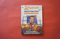 Alligatoah - Musik ist keine Lösung  Songbook  Vocal Guitar Chords