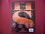 ACDC - Hot Songs  Songbook Notenbuch Vocal Guitar