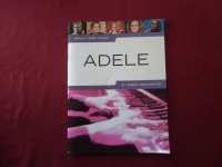 Adele - 21 Favourites Songbook Notenbuch Easy Piano