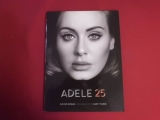Adele - 25  Songbook Notenbuch Easy Piano Vocal