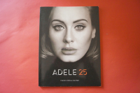 Adele - 25  Songbook Notenbuch Piano Vocal Guitar PVG