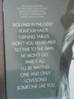 Adele - 19 & 21 & 25 Songbooks Notenbücher Piano Vocal Guitar PVG