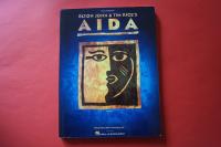 Aida  Songbook Notenbuch Piano Vocal Guitar PVG