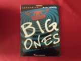 Aerosmith - Big Ones  Songbook Notenbuch Piano Vocal Guitar PVG