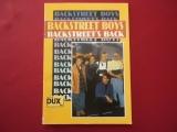 Backstreet Boys - Backstreets Back (ältere Ausgabe)  Songbook Notenbuch Piano Voc