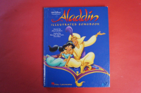 Aladdin (Illustrated Songbook)  Songbook Notenbuch Piano Vocal Guitar PVG