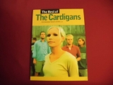 Cardigans - Best of  Songbook Notenbuch Piano Vocal Guitar PVG