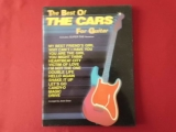 Cars - Best of for Guitar  Songbook Notenbuch Vocal Guitar