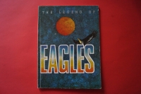 Eagles - The Legend of  Songbook Notenbuch Piano Vocal Guitar PVG