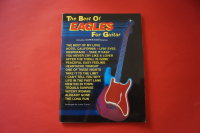 Eagles - Best of for Guitar  Songbook Notenbuch Vocal Guitar