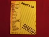 Aerosmith - Live Bootleg  Songbook Notenbuch Piano Vocal Guitar PVG