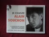 Alain Souchon - Je chante  Songbook  Vocal Chords