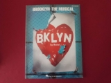 Brooklyn - The Musical  Songbook Notenbuch Piano Vocal Guitar PVG