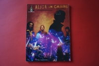 Alice in Chains - Acoustic  Songbook Notenbuch Vocal Guitar