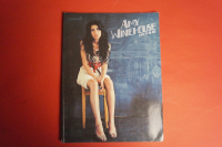 Amy Winehouse - Back to Black  Songbook Notenbuch Piano Vocal Guitar PVG