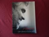 Andrea Bocelli - Amore  Songbook Notenbuch Piano Vocal Guitar PVG