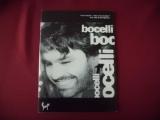 Andrea Bocelli - Andrea Bocelli  Songbook Notenbuch Vocal Guitar