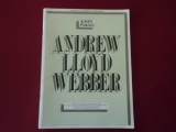 Andrew Lloyd Webber - For Easy Piano  Songbook Notenbuch Easy Piano Vocal