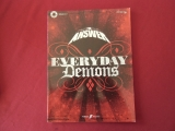 Answer - Everyday Demons  Songbook Notenbuch Vocal Guitar