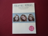 Atomic Kitten - Feels so good  Songbook Notenbuch Piano Vocal Guitar PVG