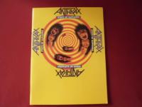 Anthrax - State of Euphoria (mit Poster)  Songbook Notenbuch Vocal Guitar