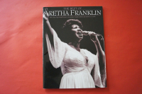 Aretha Franklin - Best of  Songbook Notenbuch Piano Vocal Guitar PVG