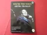 Aretha Franklin - You´re The Voice (mit CD)  Songbook Notenbuch Piano Vocal Guitar PVG