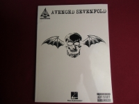 Avenged Sevenfold - Avenged Sevenfold  Songbook Notenbuch Vocal Guitar