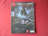 Avenged Sevenfold - Nightmare  Songbook Notenbuch Vocal Bass