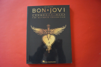 Bon Jovi - Greatest Hits  Songbook Notenbuch Piano Vocal Guitar PVG