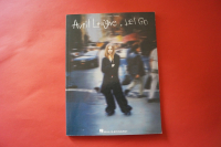 Avril Lavigne - Let Go  Songbook Notenbuch Piano Vocal Guitar PVG