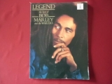 Bob Marley - Legend (Best of)  Songbook Notenbuch Vocal Guitar