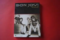 Bon Jovi - Anthology  Songbook Notenbuch Piano Vocal Guitar PVG