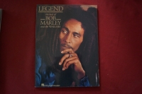 Bob Marley - Legend (Best of)  Songbook Notenbuch Piano Vocal Guitar PVG