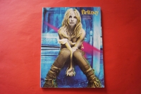 Britney Spears - Britney  Songbook Notenbuch Piano Vocal Guitar PVG