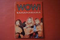 Bananarama - Wow (mit Poster)  Songbook Notenbuch Piano Vocal Guitar PVG
