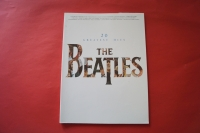 Beatles - 20 Greatest Hits  Songbook Notenbuch Piano Vocal Guitar PVG