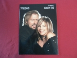 Barbra Streisand - Guilty Too  Songbook Notenbuch Piano Vocal Guitar PVG
