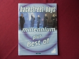 Backstreet Boys - Millenium plus Best of  Songbook Notenbuch Piano Vocal Guitar PVG