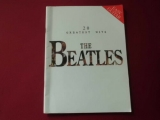 Beatles - 20 Greatest Hits  Songbook Notenbuch Vocal Easy Guitar