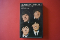 Beatles - Compleet  Songbook Notenbuch Vocal Guitar