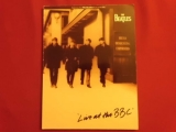 Beatles - Live at the BBC  Songbook Notenbuch Piano Vocal Guitar PVG