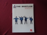 Beatles - Help  Songbook Notenbuch Vocal Guitar